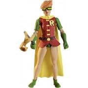 Mattel Dc Comics Multiverse Robin Figure 6 Inches - Multi Color