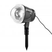 Easymaxx LED-Strahler Schneeflocke
