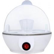 GOCART Medium quality Electronic Egg Boiler 7 Egg Cooker In White Color Egg Cooker(7 Eggs)