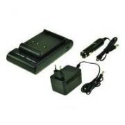 2-Power Camera/Camcorder Battery Charger, 230V, EU, Black (DBC0982E)