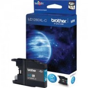 Brother LC-1280XL Cyan Ink Cartridge for MFC-J6510/J6910 - LC1280XLC