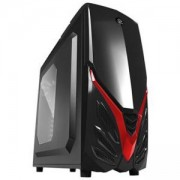 PC кутия Chassis VIPER II BG Middle Tower, ATX, 7 slots, 3 X 5.25 , 3 X 3.5 H.D. or 3 X 2.5 SSD, 2 x HD AUDIO, VIPERII_A07WBR