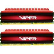 Memorija Patriot Viper 4, 8 GB kit (2x4 GB) DDR4 3000Mhz PV48G300C6K