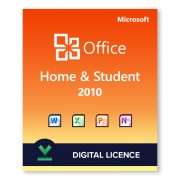 Microsoft Office 2010 Home and Student Digital Licence
