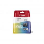 Multipack de tinteiros de cor Canon PG-540 / CL-541 C/M/Y