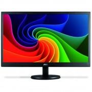 "Monitor 18,5"" LED AOC - 200 CD/M2 de Brilho - VGA - E970SWNL"