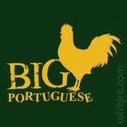 T-shirt Big Portuguese Cock