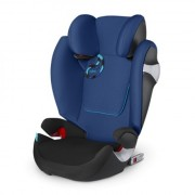 CADEIRA DE AUTO SOLUTION M-FIX 36M+ GRUPO 2/3 MIDNIGHT BLUE NAVY BLUE CYBEX