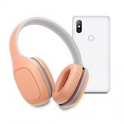 Xiaomi XIA-Mix 2S 64-BLA-Audi XIA-Mix 2S 64-BLA-Audi Mix 2S 64 GB (6 GB Ram) y Mi Headphones Comfort, Blanco