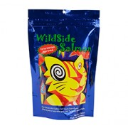 WILDSIDE LACHS (Wilder Alaska Lachs) Knusprige Katzenleckerlies 85g