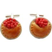 Strawberry Pie Cufflinks