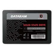 """DATARAM 240GB 2.5"""" SSD Drive Solid State Drive Compatible with GIGABYTE GA-H110M-A"""