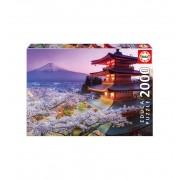 Puzzle 2000 Monte Fuji - Educa Borras