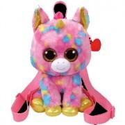 Jucarie Plus 33 cm Gear Backpack Fantasia Unicorn TY