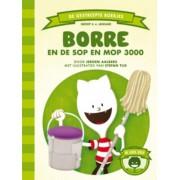 De Gestreepte Boekjes Groep 4 Januari - Borre en de Sop en Mop 3000