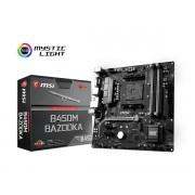 MSI B450M BAZOOKA Presa AM4 AMD B450 Micro ATX