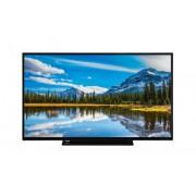 "Toshiba 43L2863DG LED TV 43"" Full HD, SMART, T2, black, frame stand"