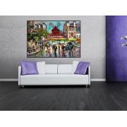 Tablou canvas Moulin Rouge - cod A46