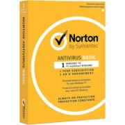 Norton™ AntiVirus Basic - 1 PC - Abonnement 1 an