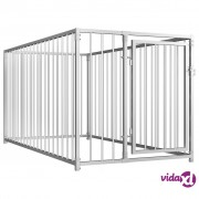 vidaXL Vanjski kavez za pse 100 x 200 x 100 cm