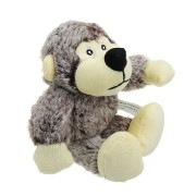 Monkey Pet Stuffed Plush Toys Animal Sounds Maker Toy Funny Squeeze Stress Reliever