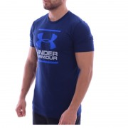 Under Armour Majica GL Foundation SS T Navy L