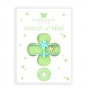 Set náramkov Maman et Bebe - Štvorlístok