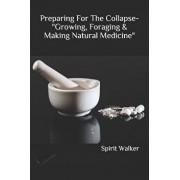 Preparing for the Collapse- Growing, Foraging & Making Natural Medicine: How to Prepare for the Dollar Collapse, Foraging Wild Edibles, Nature Medicin/Merlyn Seeley