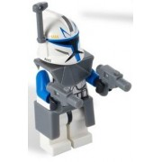 Lego Star Wars Clone Wars Captain Commander Rex
