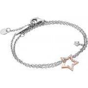 Esprit Bratara de argint cu starul de bronz Vivid Star ESBR00451317