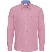 Almsach Trachtenhemd Basic - Size: 37/38 39/40 41/42 43/44 45/46