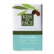 BAR SOAP (Olive & Aloe) (8oz) 230g