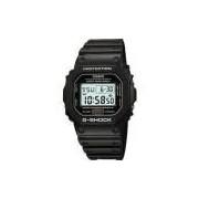 Relógio Casio Standard Masculino Digital G-Shock DW-5600E-1VDF