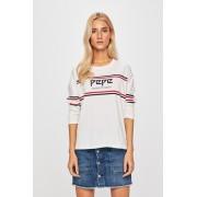 Pepe Jeans - Блуза с дълъг ръкав