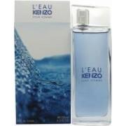 Kenzo L'Eau par Kenzo pour Homme Eau De Toilette 100ml Vaporizador