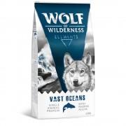 12кг Adult Vast Oceans Wolf of Wilderness, суха храна за кучета с риба