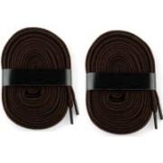 Fashion Gateway 36 Inch Sports Shoe Cotton SL06 Shoe Lace(Brown Set of 2)