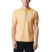 Columbia T-shirt FKT - Homme Bright Gold S