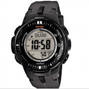 Reloj deportivo genuino Casio Pro Trek PRW-3000-1DR - Negro