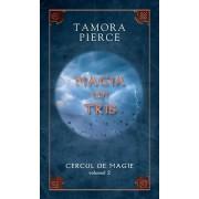 Magia lui Tris, Cercul de magie, Vol. 2/Tamora Pierce