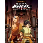 Avatar: The Last Airbender - The Rift Library Edition, Hardcover