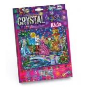 Набор креативного творчества Crystal Mosaic Kids Золушка CRMk-01-06