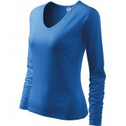 ADLER Elegance Dámské triko 12714 azurově modrá XXL