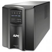 APC SMT1000I SMART-UPS 1000VA LCD 230V. APC SMART-UPS, 670WATTS/1000VA INGRESSO 230V/USCITA 230V INTERFACE PORT DB-9 RS-232 SMARTSLOT, USB