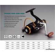 Катушка Teben TN 200 R 9+1 ш/п (пластм. + металл. шпули) К01-00124