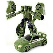 IndusBay Avenger SuperHero Hulk Autobots Transformers Car Deformation Action Avengers Figure Toy