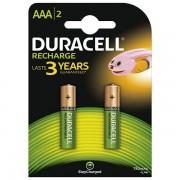 Baterija za punjenje 1,2V AAA pk2 Duracell HR03 blister 000021072
