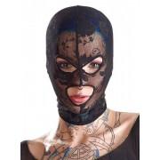Bad Kitty Koronkowa Maska na Głowę 3 Otwory 100% DYSKRECJI BEZPIECZNE ZAKUPY