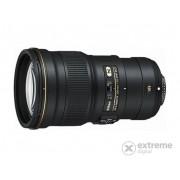 Obiectiv Nikon 300/f/4E AF-S PF ED VR Nikkor, negru