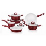 SET 10 Piese, Oale Ceramica IMPERIAL COLLECTION IM-1030CR
